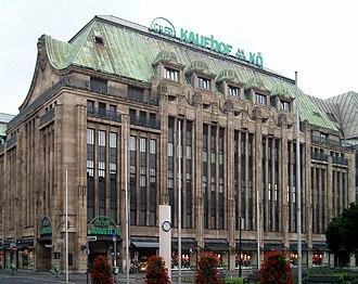 Düsseldorf-Stadtmitte - Image: Koenigsalle 3
