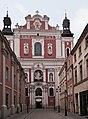 Kolegiata Poznańska Matki Boskiej Nieustającej Pomocy i św. Marii Magdaleny - Main entrance.jpg
