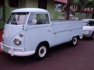 Walter Reuther - U.S. sales of VW vans in pickup and commercial configurations were curtailed by the chicken tax.