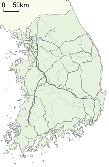 Rail transport in South Korea  Wikipedia