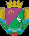 Huy hiệu của Huyện Koriukivka