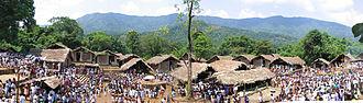 Kannur district - Image: Kottiyoor temple festival