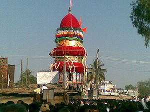 Kotturu, Karnataka - Kottur Rathotsav festival