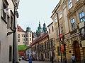 Kraków (Cracow) - Kanoniczna Str. - panoramio.jpg
