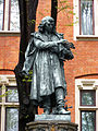 Kraków - Pomnik Mikołaja Kopernika 02.JPG