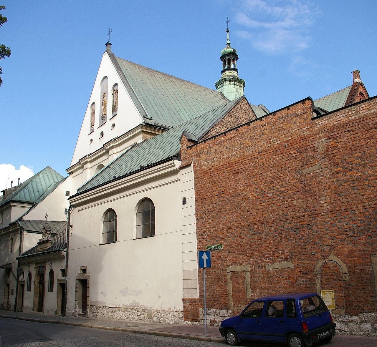 Okolice kościoła św. Marka