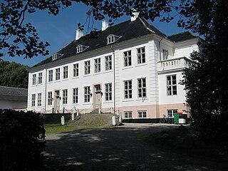 Krogerup Danish manor house