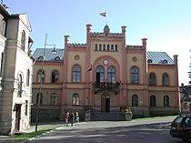 Kuldiga-town hall.JPG