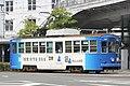 Kumamoto City Tram 1085 20180727.jpg
