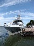 Kurki 51 patrol craft in Suomenlinna 7.JPG