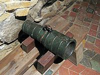 Bombarde du XVe siècle