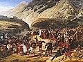 L'armée française occupe le teniah de Mouzaia. 12 mai 1840.jpg