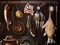 L'empoli, dispensa con botte, selvaggina, carni e vasellame, 1624, 07.jpg