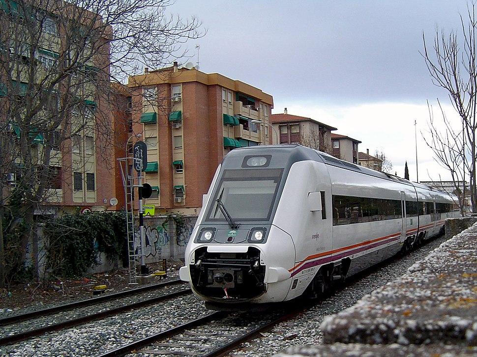 Línea Granada-Depósito