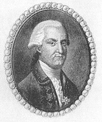 Battle of Grand Pré - Louis de la Corne, Chevalier de la Corne