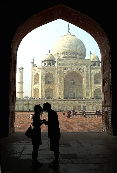 File:LOVE at TAJ MAHAL.jpg