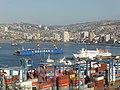 La ciudad de Valparaíso desde el Cerro Artillería, Chile 2019.jpg