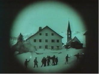 Avalanche (1923 film) - Final scene
