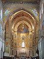 La nef de la cathédrale (Monreale) (7039649557).jpg
