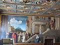 La presentazione della Vergine al Tempio con i confratelli della Scuola Grande della Carità di Tiziano Vecellio, 1534-38 (1).JPG