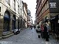 La rue saint georges a rennes - panoramio.jpg