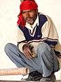 Labourer at Agra Fort - Agra - Uttar Pradesh - India (12612672185).jpg