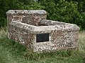 Lady Lilliard's grave - geograph.org.uk - 58151.jpg