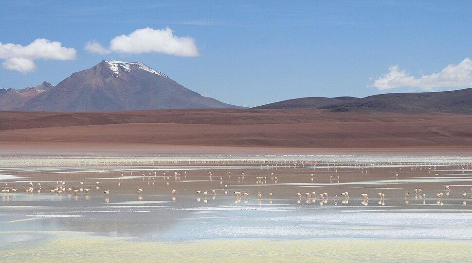 Laguna Khara, Bolivia