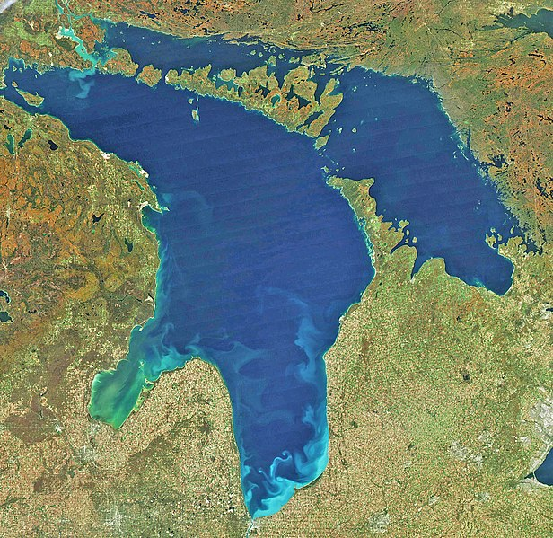 File:Lake Huron NASA 2011.jpg