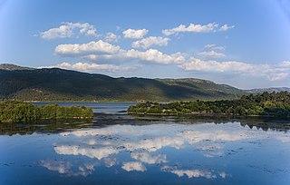 Lake Kovada National Park