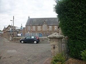 Lanark Grammar School - Image: Lanark Grammar School (4)