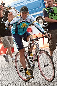 Lance Armstrong - Tour de France 2009 - Stage 21.jpg