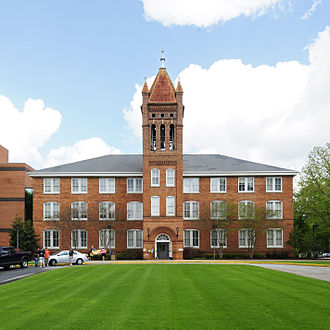 Greenwood, South Carolina - Lander University