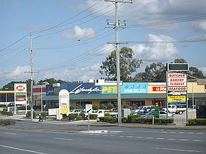 Lawnton, Queensland - Newer shops in Lawnton