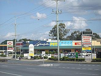 Lawnton, Queensland - Newer shops in Lawnton