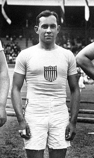 Lawrence Whitney - Whitney at the 1912 Olympics
