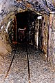 Laxey - The Mines Trail - Inside The Old Adit - geograph.org.uk - 1707237.jpg