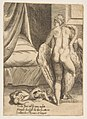 Leda and the Swan, from 'The Loves of the Gods' MET DP812668.jpg