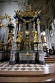 Left side altar - St. Peter - Mainz - Germany 2017.jpg