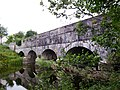 Leinster Aqueduct on the Grand Canal Near Sallins, Co. Kildare - geograph.org.uk - 1953984.jpg