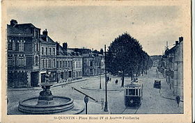 Image illustrative de l'article Tramway de Saint-Quentin