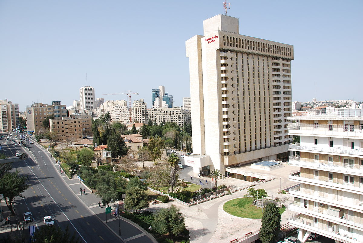 Leonardo plaza hotel jerusalem wikipedia for Design hotels wiki