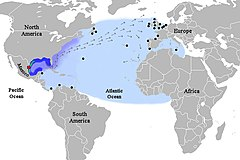Lepidochelys kempii distribution map.jpg