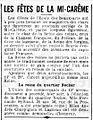 Les fêtes de la Mi-Carême - Le Petit Parisien - 30 janvier 1921 - page 2 - 5ème colonne.jpg