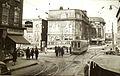 Les tramways au carre D Youville, 1944.jpg