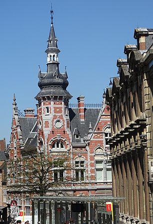 Leuven - Brabantse Pijl, 15 april 2015, vertrek (C18).JPG