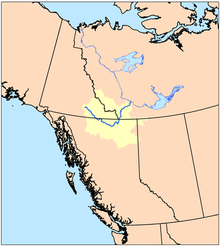 Liard river map with borders.png