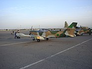 Libyan Training Fighter