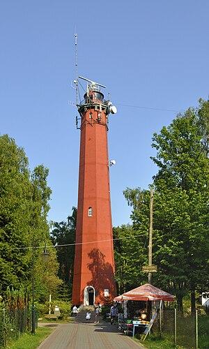 Hel, Poland - Lighthouse in Hel