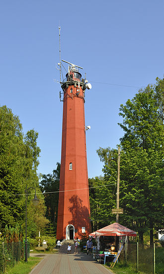 Hel, Poland - Lighthouse in Hel